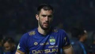 Vladimir Vujovic Bersama Persib Bandung Hingga Fabruari 2018