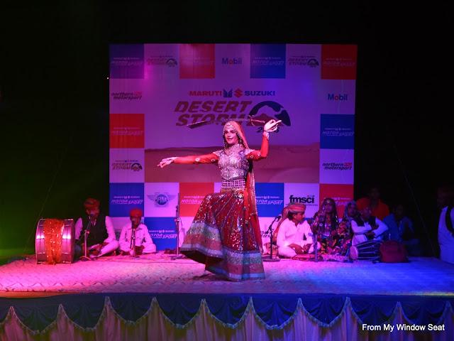 Queen Harish in Jaisalmer, Rajasthan