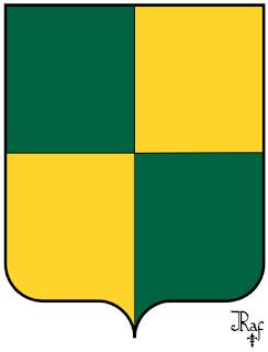 Armas da Sociedade Brasileira de Heráldica.