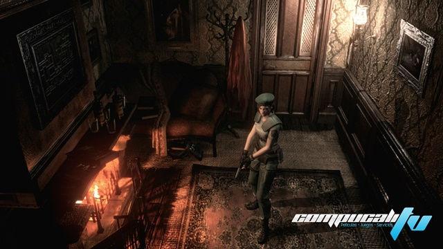 Imagenes de Resident Evil HD Remaster
