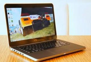 new dell ultrabook laptop xps 14 display keypad 2012