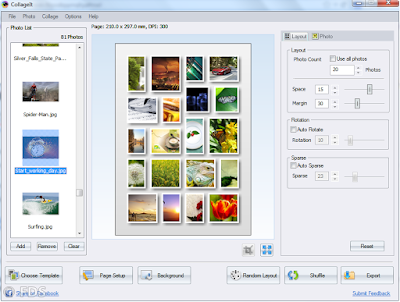 CollageIt Pro Windows