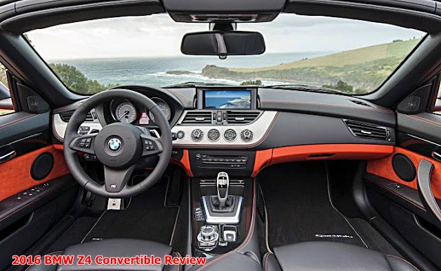 2016 BMW Z4 Convertible Review
