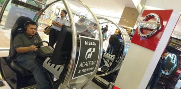 Nissan GT Academy 2016 Diselengarakan di Bandung Indah Plaza BIP