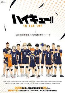 تقرير أنمي هايكيوو!!: إلى الأعلى Haikyuu!!: To the Top