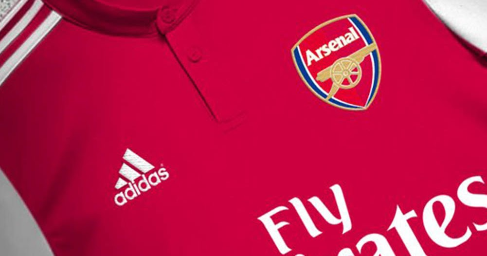 Adidas Arsenal Home, Away And Third Kit Concepts By Mike