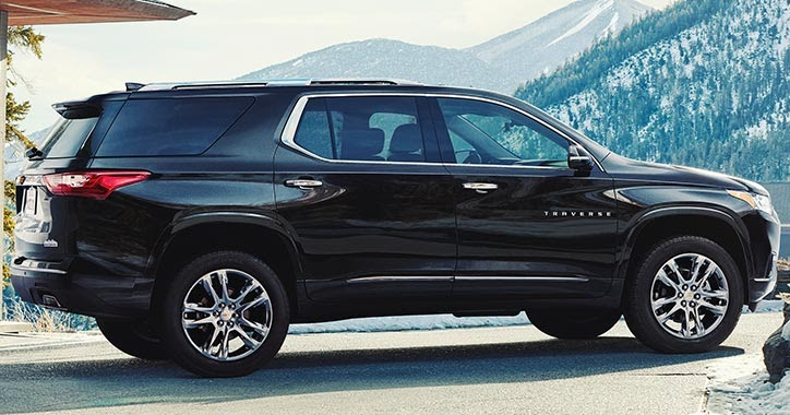 Mt Pleasant Chevy >> Graff Mt. Pleasant Blog: 2018 Chevrolet Traverse - A Fresh Take On Mid-Size SUVs