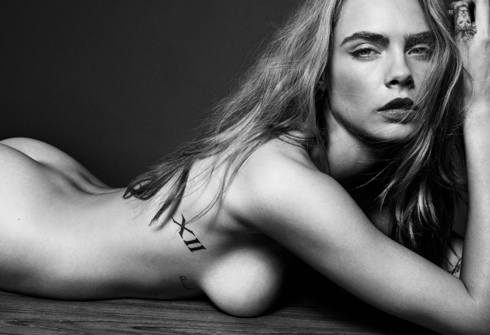 Cara Delevingne bares all for sexy Esquire shoot