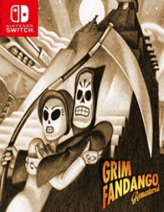 Grim Fandango Remastered - Switch Xci Nsp - Download last