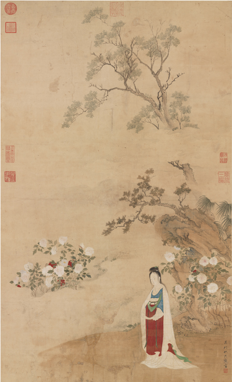 Inspired by a Tang Poet, Qiu Zhu