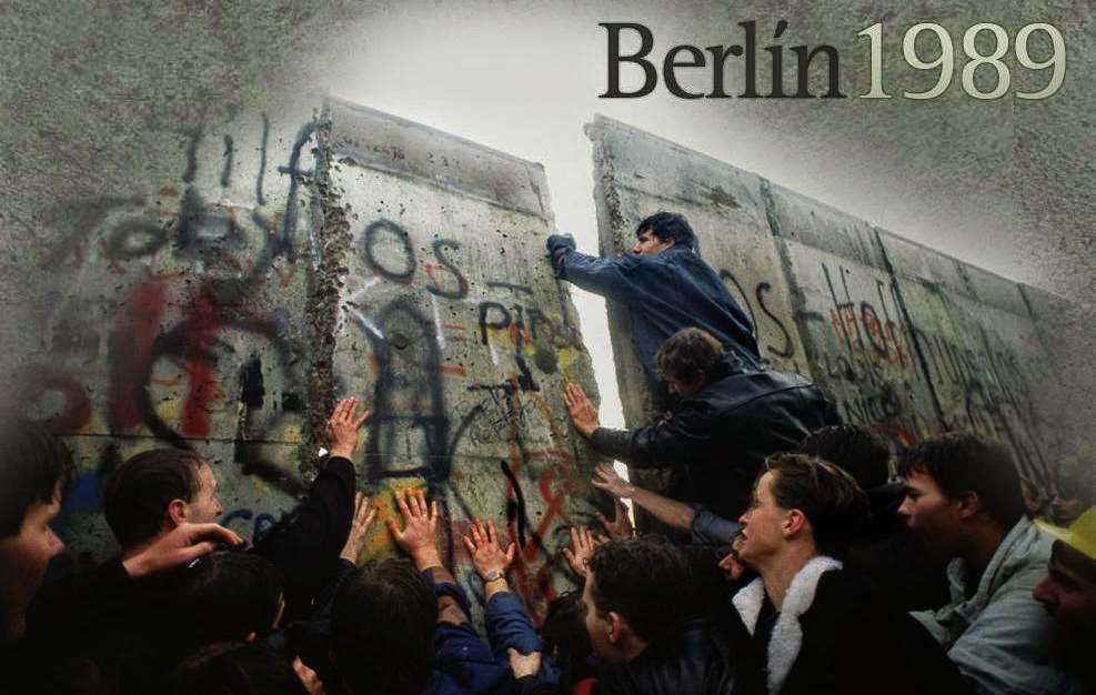 Librepensamientos 25 Aniversario Caída Del Muro De Berlín