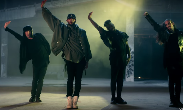 Video: Chris Brown - Party (Con Gucci Mane y Usher)