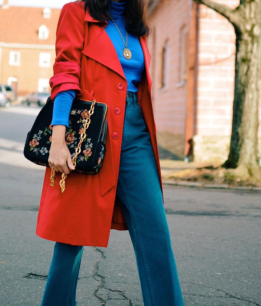 70's fashion trend