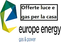 offerte luce e gas di Europe Energy