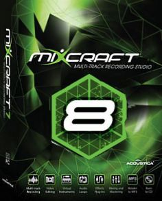 Mixcraft 8 Recording Software Acoustica For Free - softmov