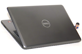 "Laptop Gaming DELL Inspiron 5565 15"" Second di Malang"