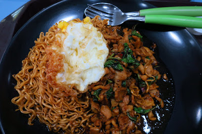 Sap Thai Food, mama noodles