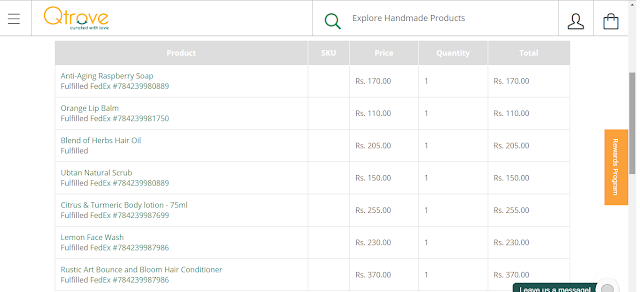 Online Shopping With Qtrove.com: Online Shopping, Payment & Delivery