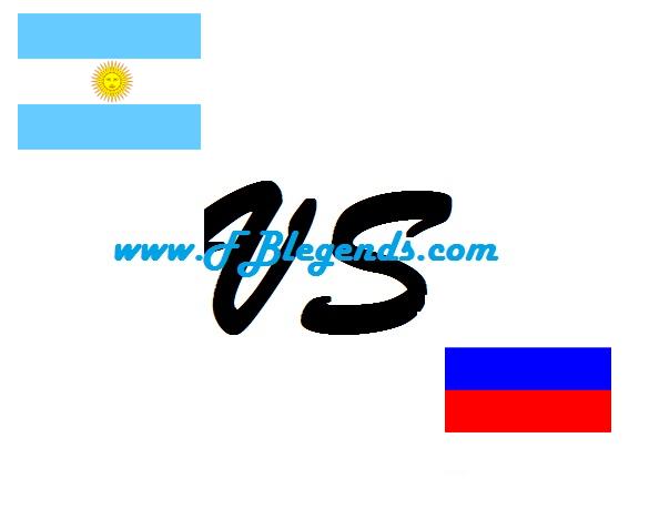مشاهدة مباراة روسيا والأرجنتين بث مباشر مباراة ودية بتاريخ 11-11-2017 يلا شوت russia vs argentina