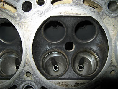 Nissan RB26DETT Head valves