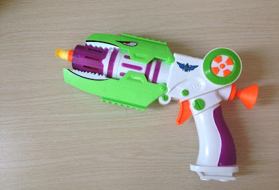 Buzz Lightyear Dart Blaster for Toy Story Film 1