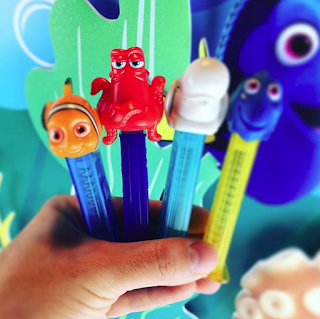 finding dory pez