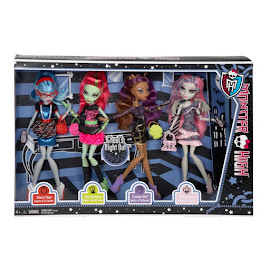 MH Ghoul's Night Out Clawdeen Wolf Doll