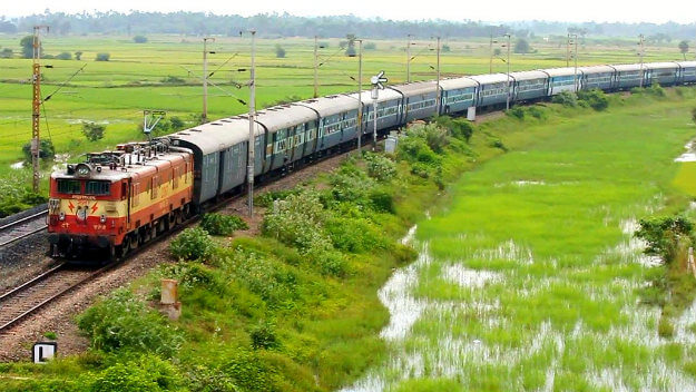 India The Fourth Biggest Railway Network