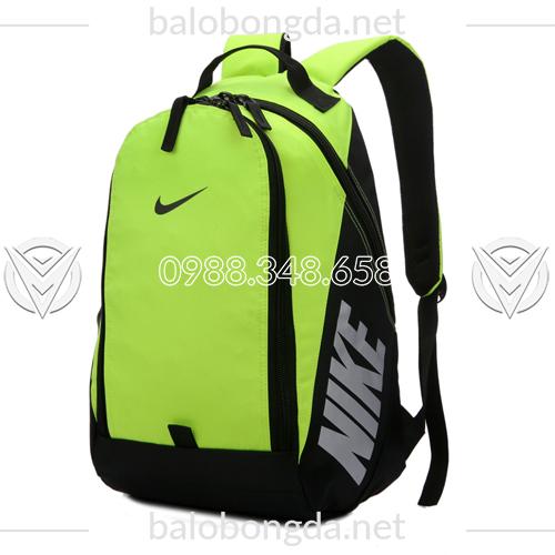Balo Bóng Đá Nike Màu Xanh Chuối
