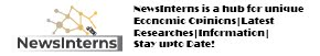News Interns: Economic , International , Ranking, Pakistan News