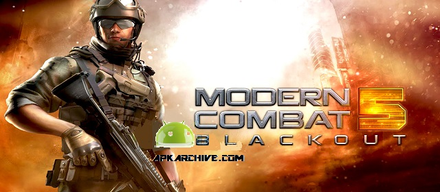 Modern Combat 5: Blackout eSports Fps Android Oyun indir