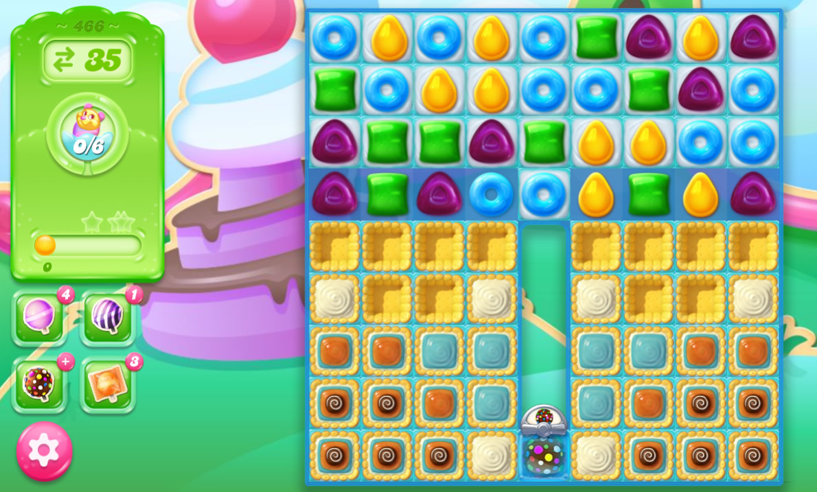 Candy Crush Jelly Saga 466