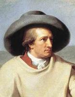 Goethe est notamment l'auteur desSouffrances du jeune Werther(Die Leiden des jungen Werthers),Les Affinités électives(Wahlverwandtschaften),Faust I et II,Les Années d'apprentissage de Wilhelm Meister(Wilhelm Meisters Lehrjahre) ainsi que de nombreux poèmes dont beaucoup sont si célèbres que des vers en sont entrés comme proverbes dans la langue allemande