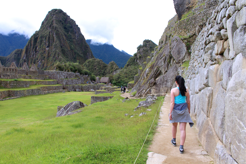 Machu Picchu hiking on my birthday, Peru - lifestyle & travel blog