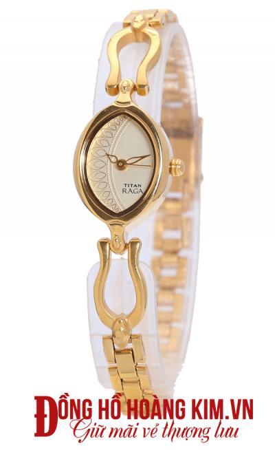 các mẫu đồng hồ nữ đẹp