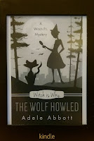 Cover von Witch is Why the Wolf howled als Kindle-Version