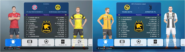 CYPES 2019 Patch 1.0 For PC and PS4