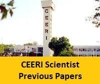 CEERI Scientist Previous Papers