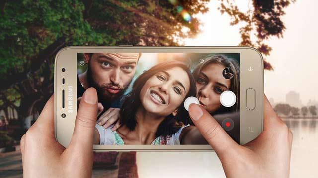 سامسونج تكشف عن هاتف Galaxy J2 Pro إصدار 2018