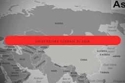 7 Universitas Terbaik di Asia 2018 Versi QS World Univerisity Ranking