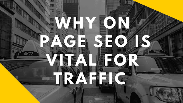 Why on page seo is very important to your website