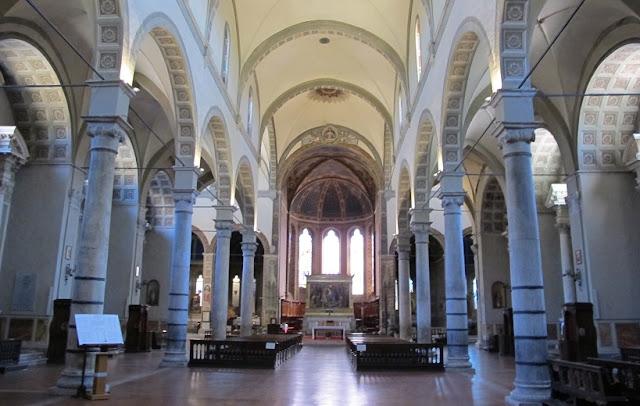 Sobre Santa Maria dei Servi em Siena