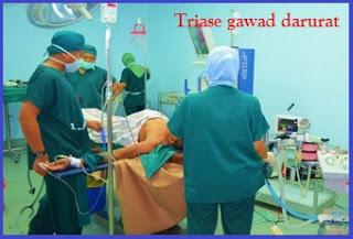 Pernahkah anda sakit dan harus masuk ruang IGD  Triase gawat darurat Lengkap PPGD