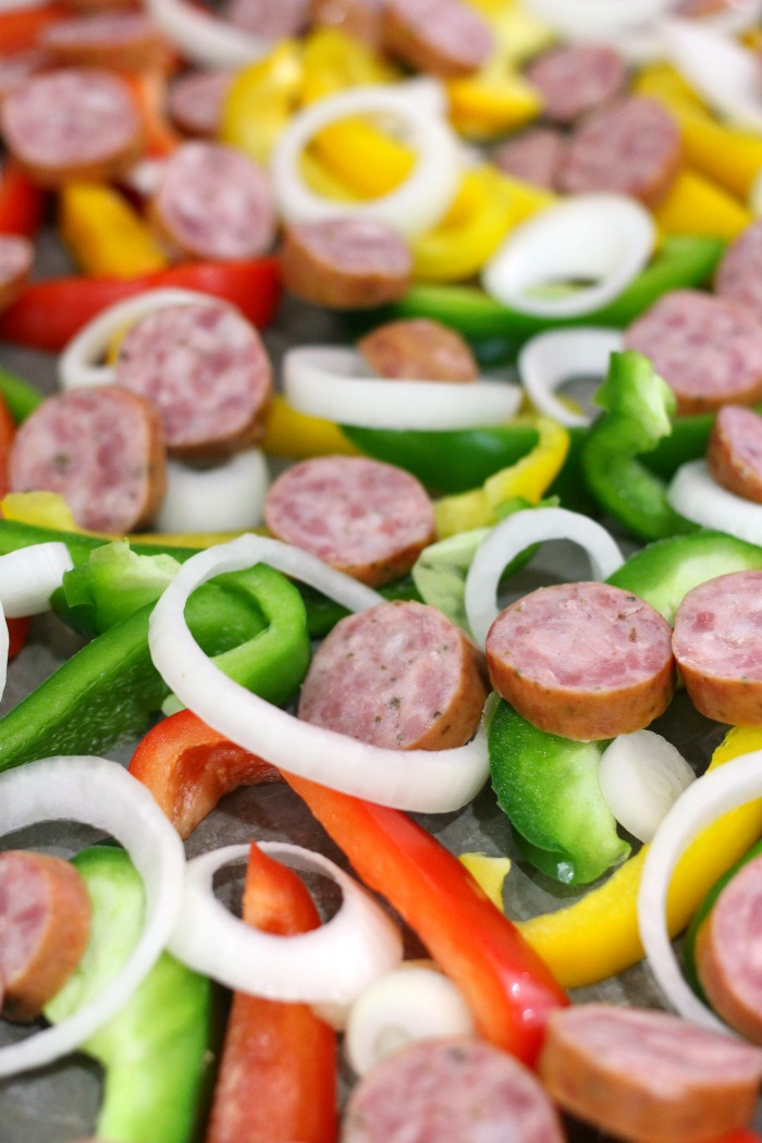How Long Do I Bake Sausage and Peppers