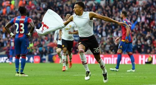 Manchester United Juara FA Cup 21 Mei 2016