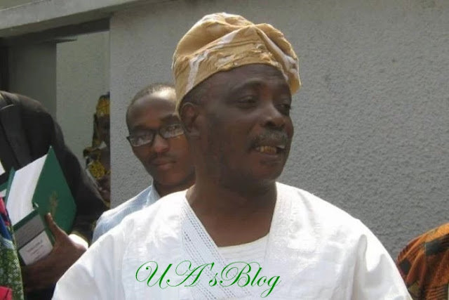 Ladoja vows not to return any fund to EFCC