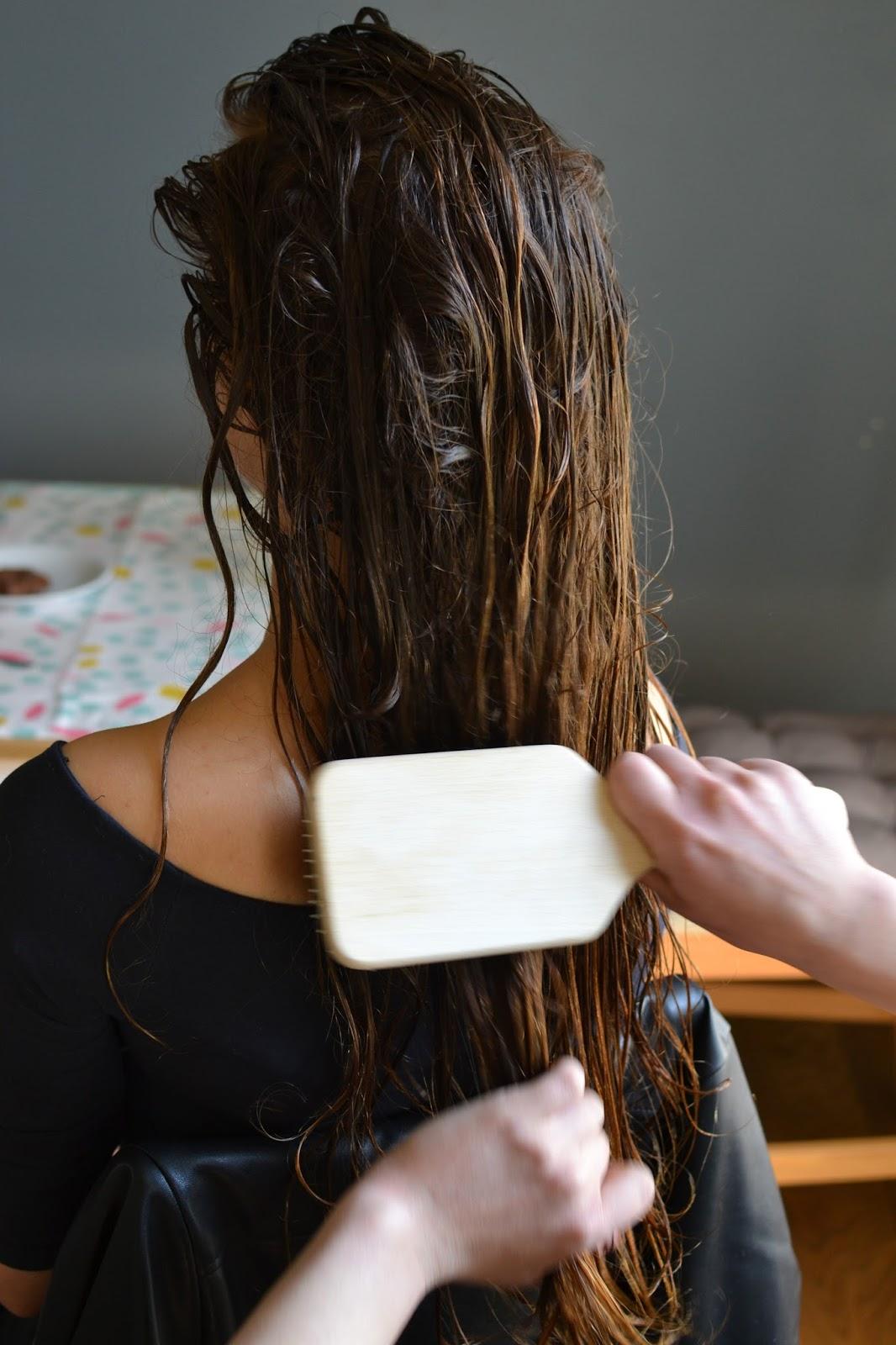pielęgnacja suchych włosów