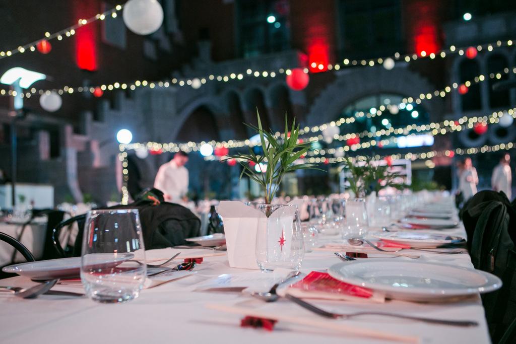 Mesa Compartida de Stella Artois - Noche de cerveza y alta gastronomía en la Usina del Arte