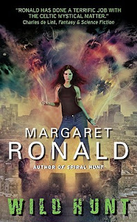 Book Review:  Wild Hunt by Margaret Ronald