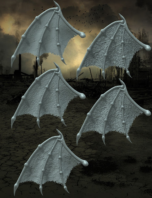 Universal Demon Wings Expansion Pack